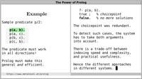 Argument Indexing