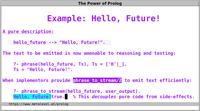 Preparing Prolog
